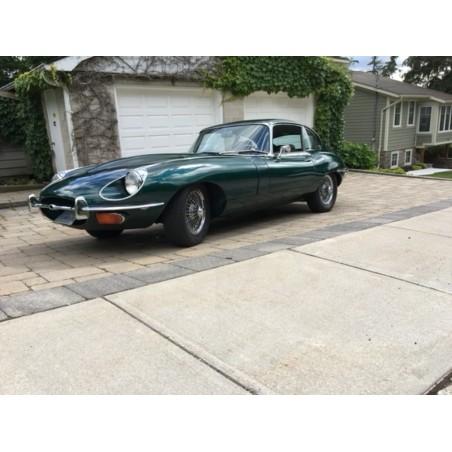 1969 Jaguar E-Type dubai